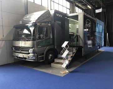SAS Exhibition truck